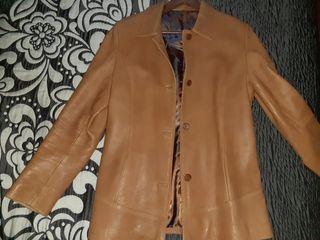 chaqueta de mujer piel