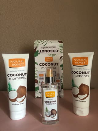 Pack corporal Coco de Natural Honey