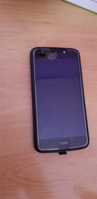 Movil Moto E 4