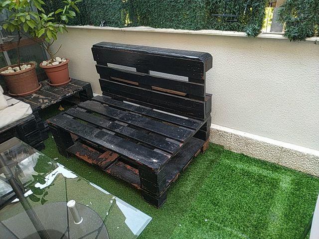 sofa de palet