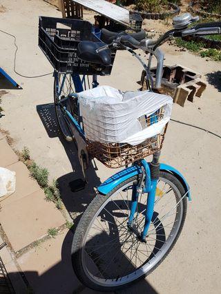 Bici eléctrica, sin Batería