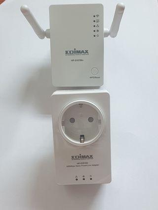 wifi plc repetidor