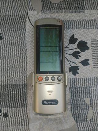 mando a distancia airwell para aire acondicionado
