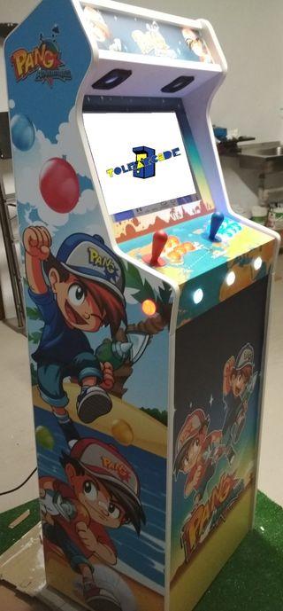 Máquina recreativa Arcade Vinilos infantiles