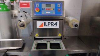 Termoselladora semi-automática