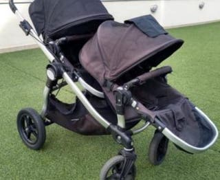 Silla gemelar Baby Jogger City Select
