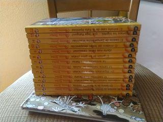 Libros colección Gerónimo Stilton