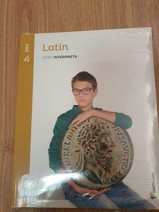 libro academico latin