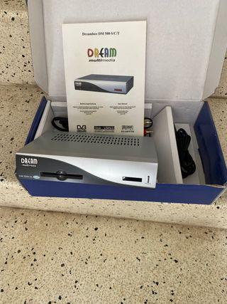 Dream vox 500 sin mando ni alimentador