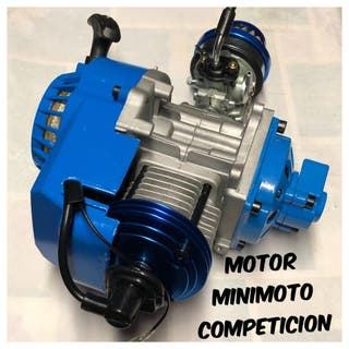 Motor competicion minimoto