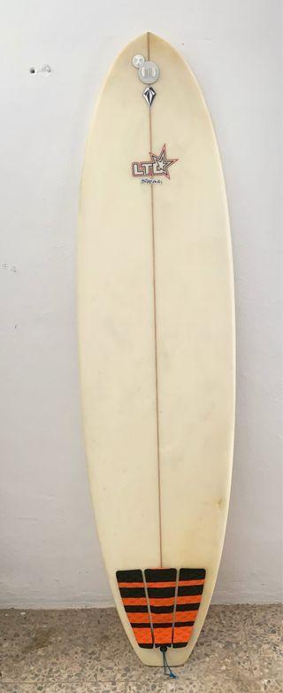 "Tabla Surf Evolutiva 6'10"""