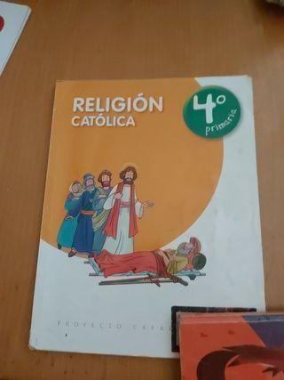 religion catolica 4 primaria