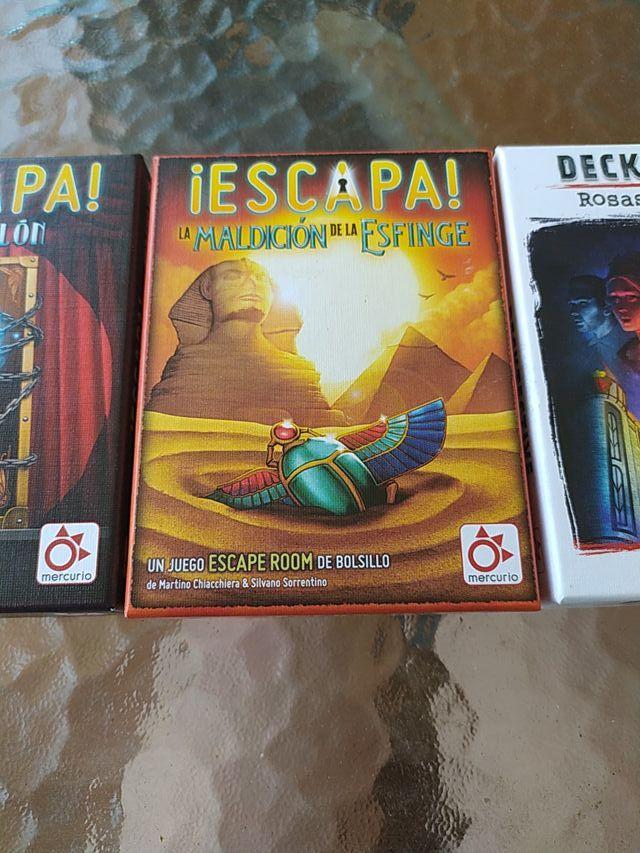 ESCAPA 3 escape room