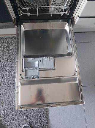 Vendo lavavajillas Zanussi de 45 cm