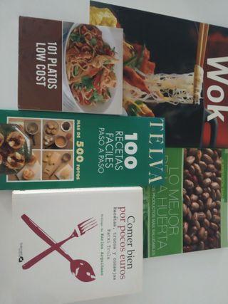 Pack libros cocina sana