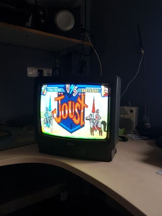 TV LG PORTATIL 14 PULGADAS