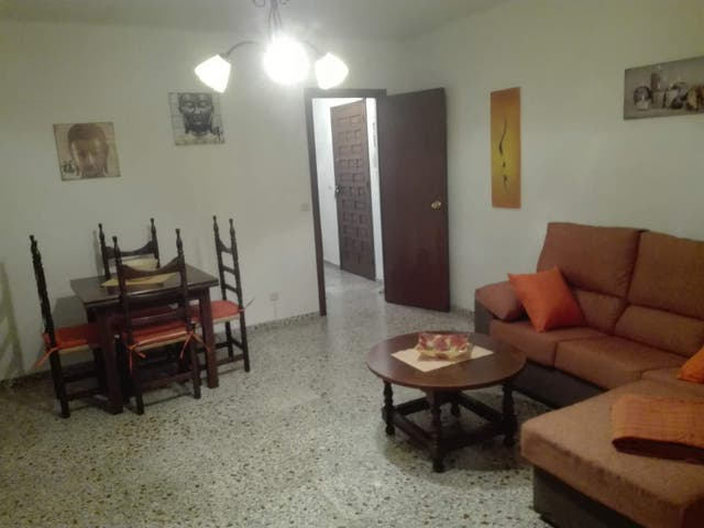 Apartamento de alquiler en Frigiliana 3 dormitorio (Frigiliana, Málaga)