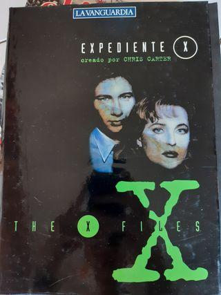 Colección de cómics Expediente X