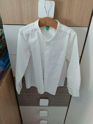camisa Benetton 3_4