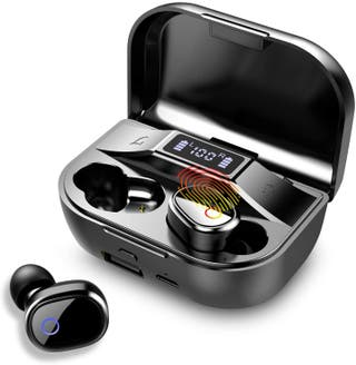Auriculares Bluetooth 5.0 2000mAh