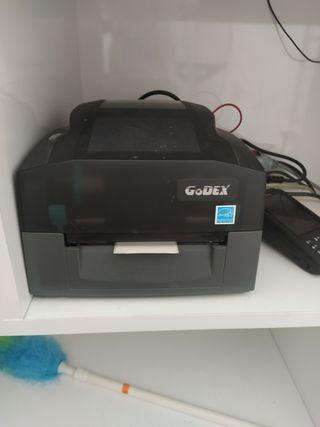 Impresora de etiquetas Godex