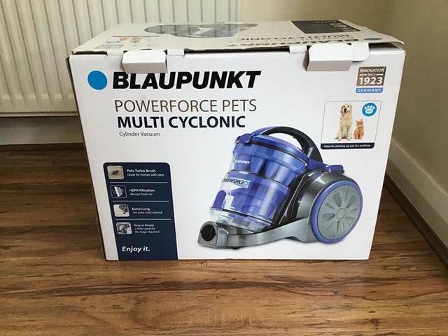 Powerforce Pets Multi Cyclone Cylinder Vacuum