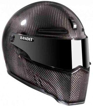 Casco Bandit Alien 2 Carbono