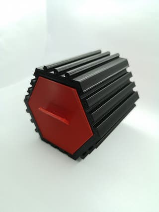 Clasificadores hexagonales apilables