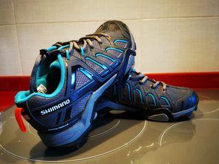 zapatillas shimano con calas