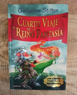 G. Stilton-Cuarto viaje al Reino de la Fantasía