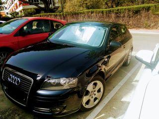 Audi A3, año 2005, 1600cc, gasolina, 102cv, techo solar, radio MP3 bluetooth pioneer