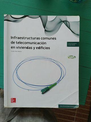 Infraestructuras telecomunicacion