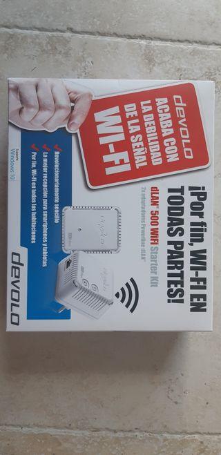Extensor WiFi PLC DEVOLO