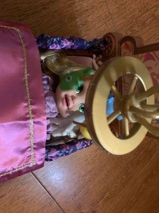 Cuna y rapunzel Disney Animators baby