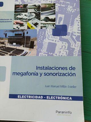instalaciones megafonia y sonorizacion