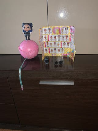 Lol surprise confeti pop dusk