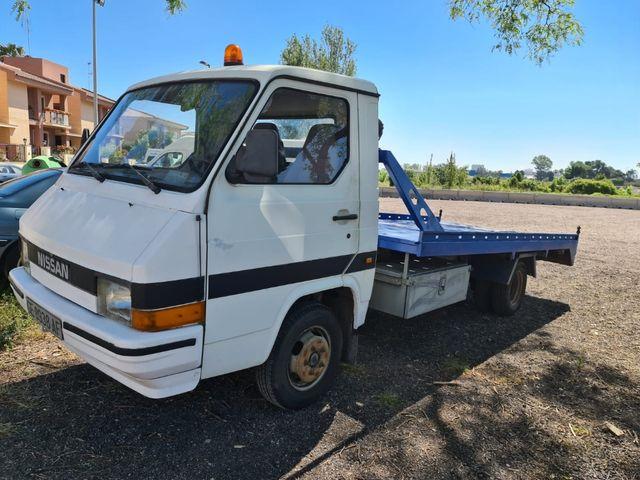 Nissan trade 2.800 diesel atmosférico 1990