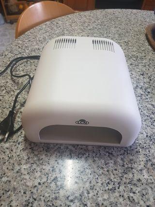 lampara de secado para uñas de gel