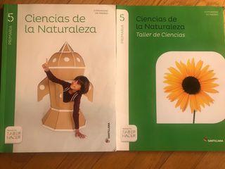 ISBN 9788468026688 Ciencias Naturales 5º Primaria