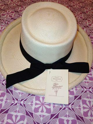 Panamá sombrero-A estrenar