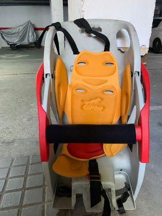 Silla bicicleta Copilot