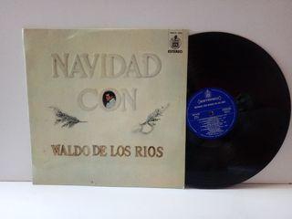 Navidad con Waldo de los Ríos Hispavox 1973