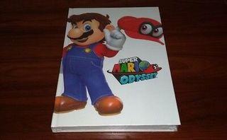 Guía Coleccionista Super Mario Odyssey