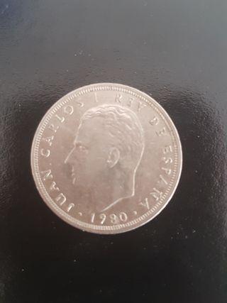 5 pesetas 1980 del mundial de 82