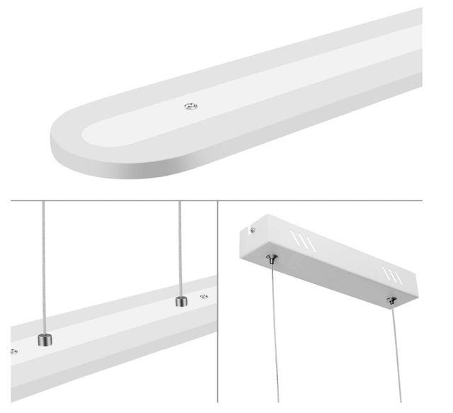 Lámpara LED de techo con control remoto [NUEVA]