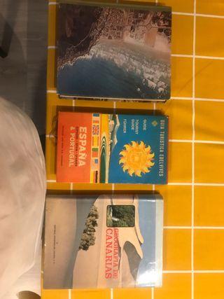 Libros varios de viajes