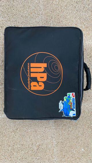 Pack completo buceo con maleta