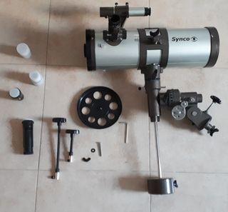 Telescopio reflector (Synco)
