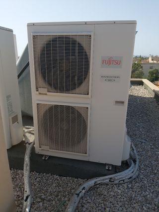 aire acondicionado de 10.000 frigorias