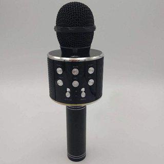 Voiks Micrófono Inalámbrico de Bluetooth Karaoke